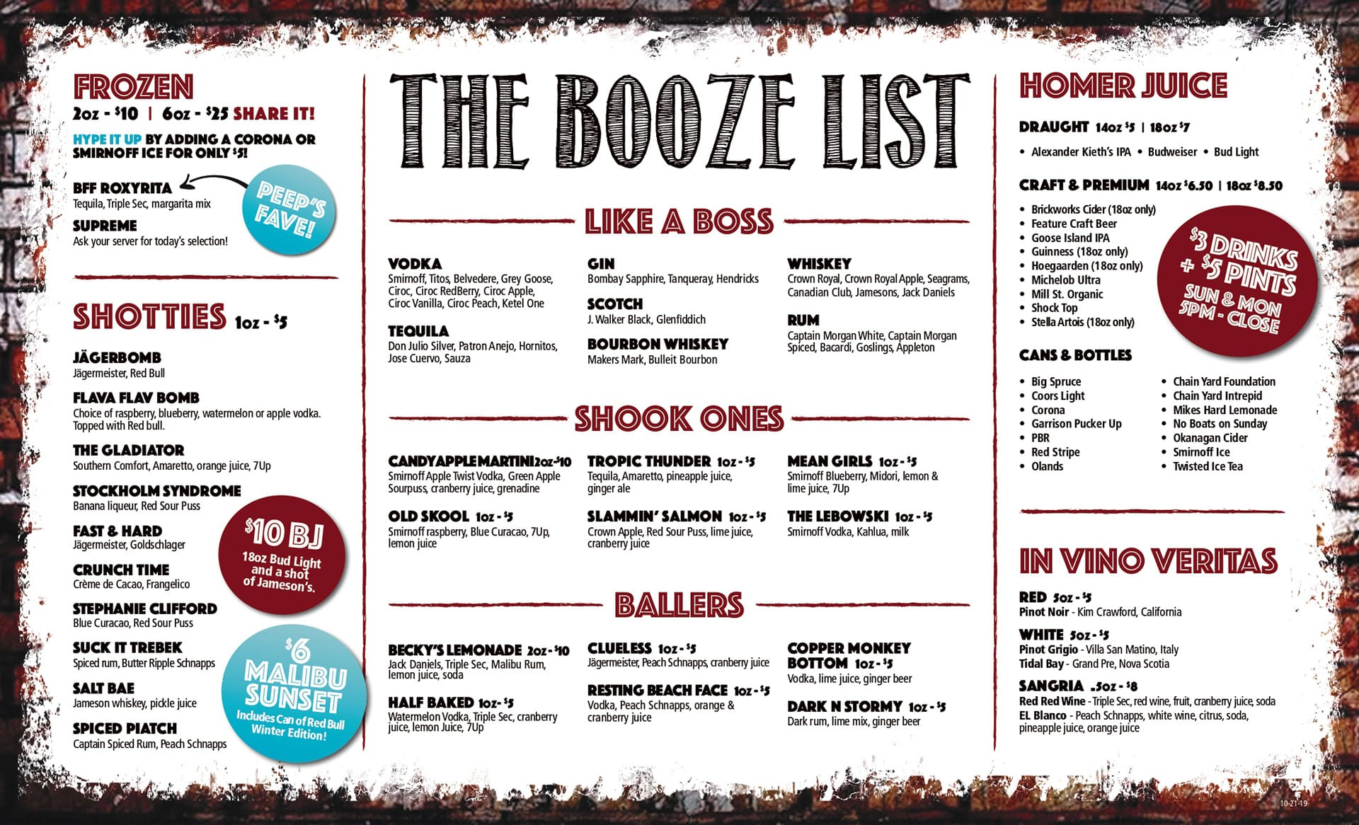 Roxbury_MainMenu_Booze_List